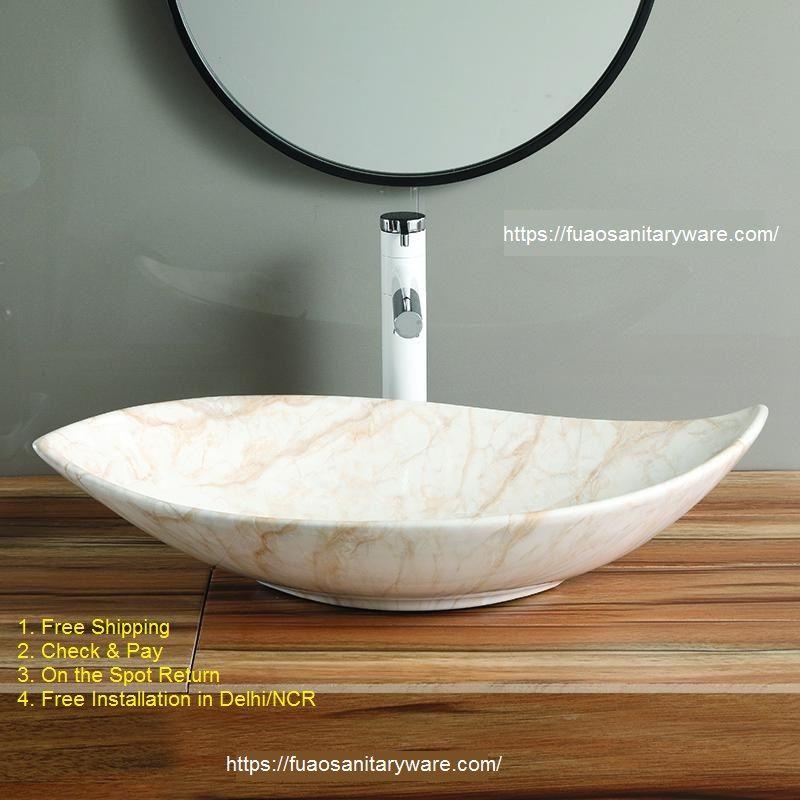 Designer Wash Basin in India | Bathroom interior design ...