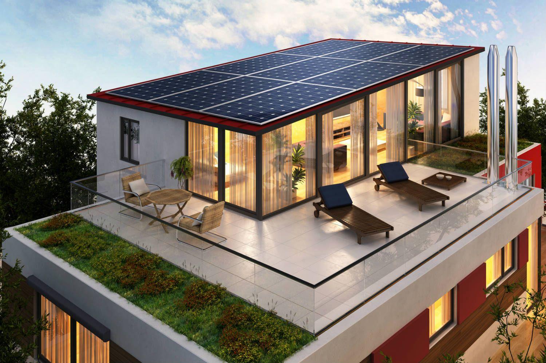 Solar Terrasse etanchéité circulable toiture terrasse et parking à pente zéro
