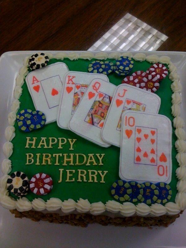 Poker cake recipe casino aime 73