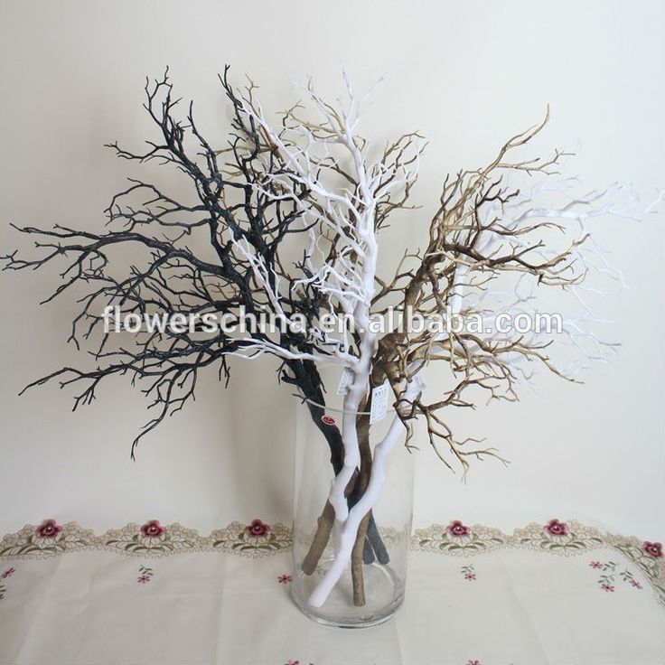 2015 China Wholesale Artificial Tree Big Branches Dry Tree For Decoration White Tree Branches Dried Tree Branches Dry Tree