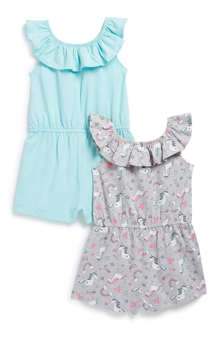 47463cf765ac Primark - Favourites Girls Playsuit, Newborn Outfits, Girl Outfits, Primark,  Girl Stuff