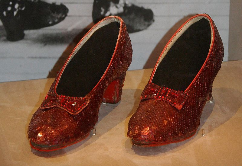 Ruby Slippers!