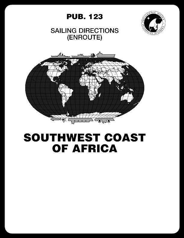 Sailing Directions Pub. 123 Southwest Coast of Africa