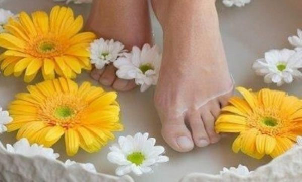 tip for relax feet