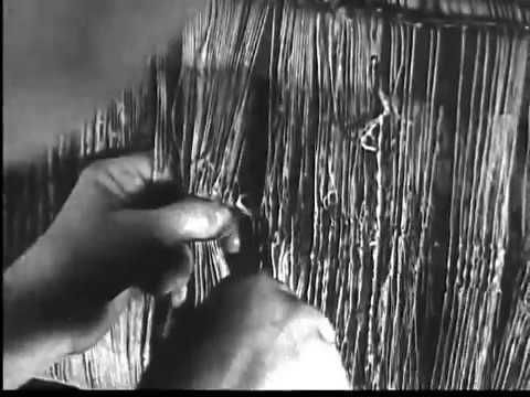 Art of Spinning and Weaving (Silent film)