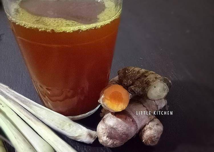 Resep Jamu Untuk Batuk Oleh Little Kitchen Resep Obat Alami Resep Minuman Sehat