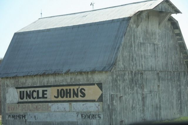 We used to go to Uncle John's farm! Not this one! :)