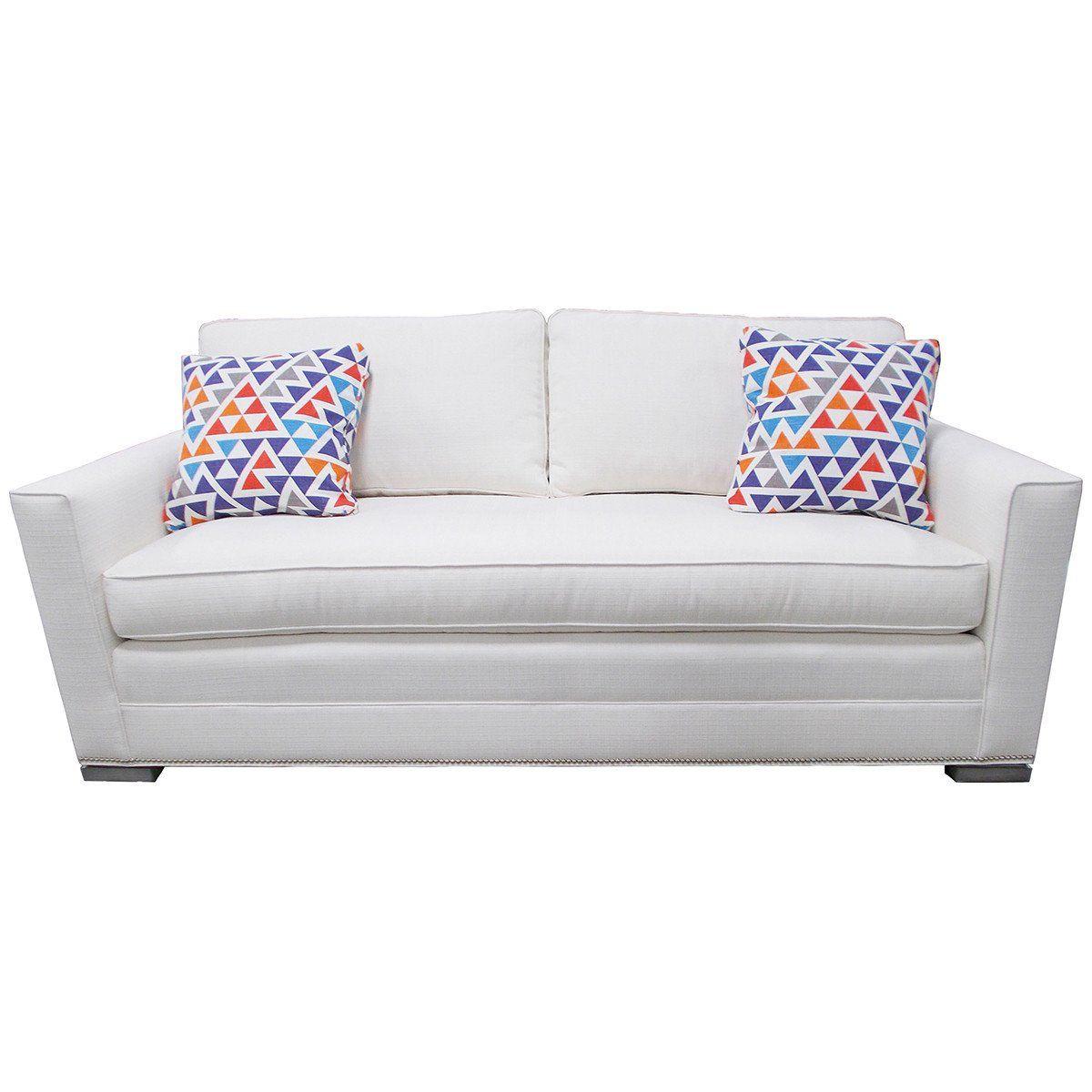 Vanguard Furniture Summerton Newcomer Salt One Cushion