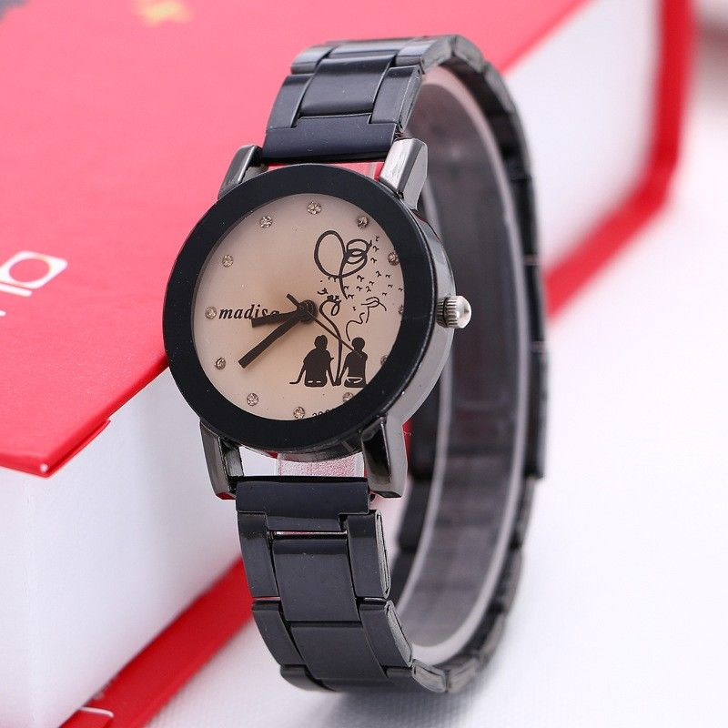 Fashion Watches With Stainless Steel Band Material - QZ0167