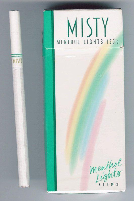 Misty menthol