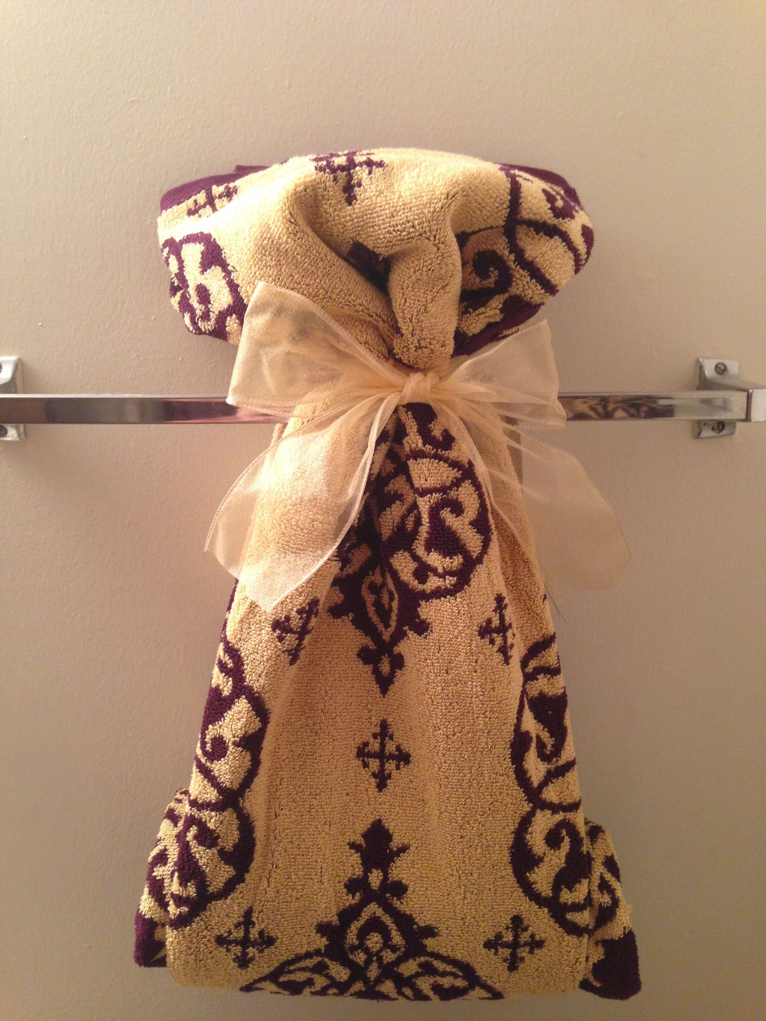 bathroom bath and in decor towels pin the decorative