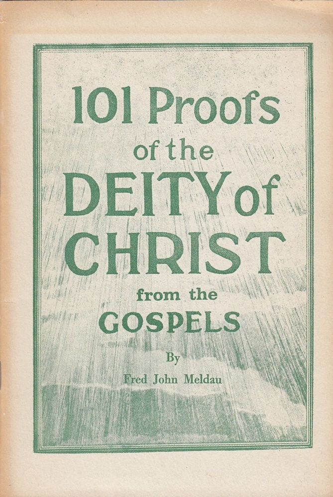 the deity of christ in the gospel of john