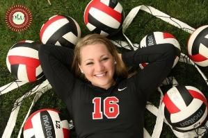 Senior Volleyball Pictures By Glenna Volleyball Senior Pictures Volleyball Senior Gifts Volleyball Photography