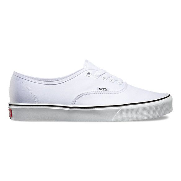 The Canvas Authentic Lite has reengineered the iconic Vans
