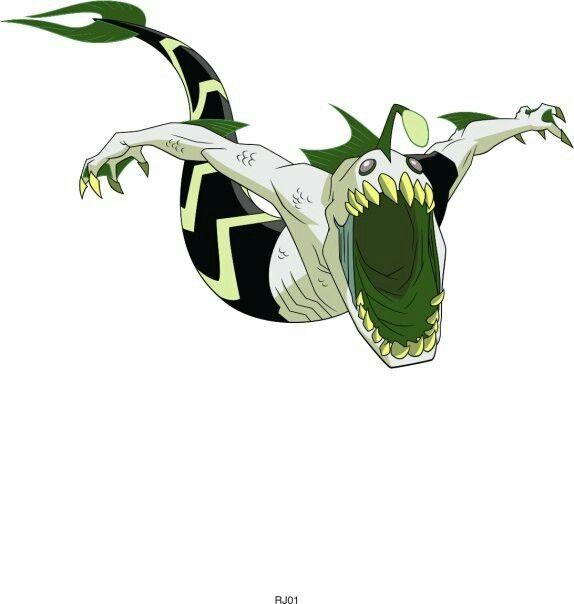 Acuatico Ben 10 Concept Art Characters Ben 10 Ultimate Alien