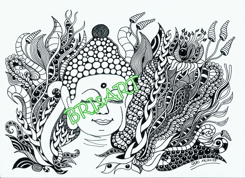 Pin auf ibibri's - ZenZia - Tangle Zeichnungen