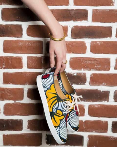 Panafrica : la marque de chaussures éthiques et canons Run