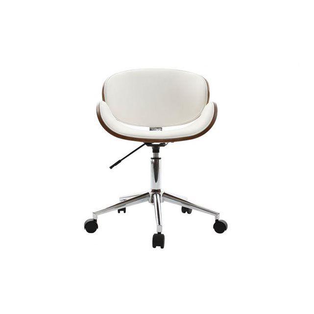 Chaise De Bureau Design Bois Walnut Bureaus And Office Furniture