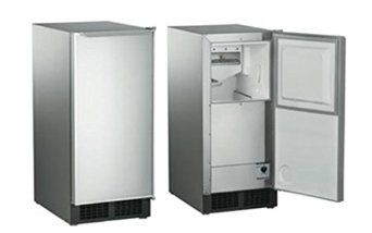 Amazon Com Scotsman Dce33a1ssd 15 Quot Stainless Steel Undercounter Undercounter Ice Makers Ice Maker Ice Storage