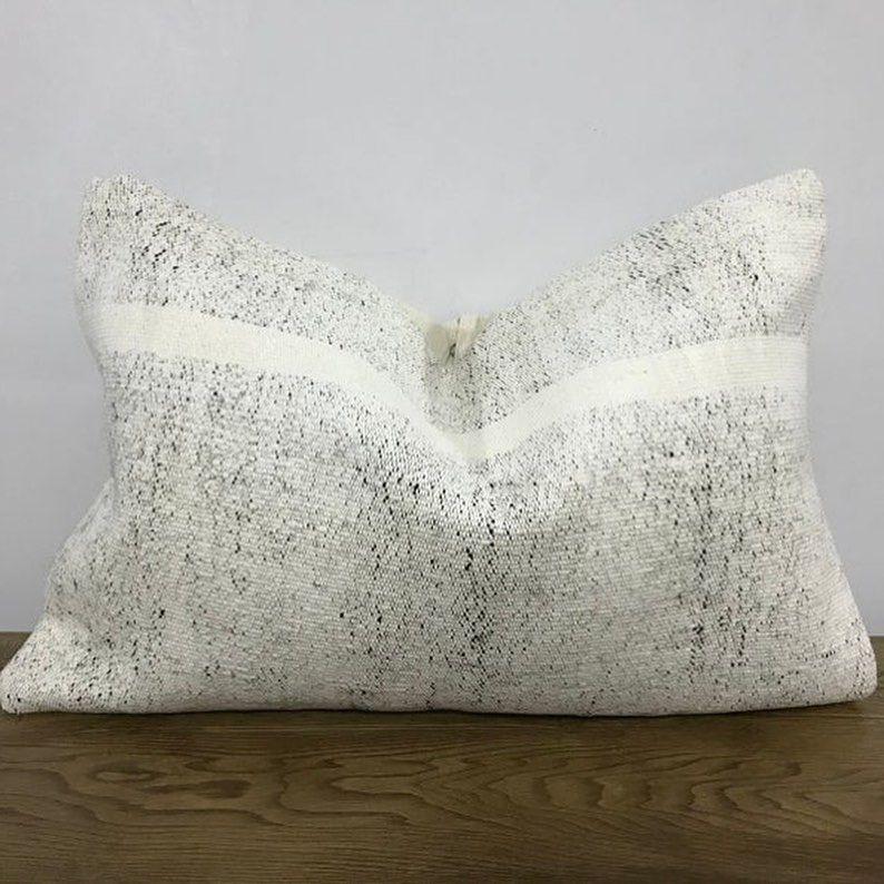 "Casa De Marco Rugs on Instagram: ""Natural Turkish Lumbar Pillow 🕊🕊 Turkish Handmade Pillow cover☁️☁️ #turkishpillows #pillow #pillows #pillowdesign #decorativepillows…"""