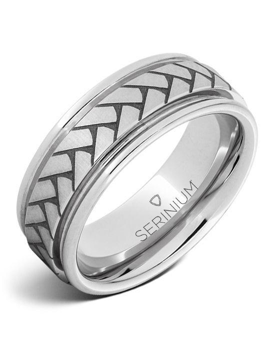 Laser Engraved Ring Trib Al Vroqqim
