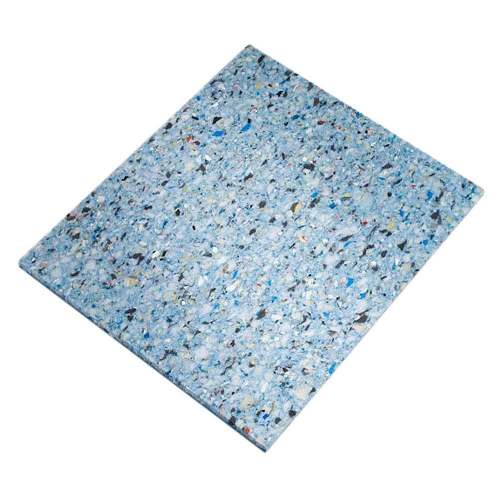 Future Foam 7 16 In Thick 6 Lb Density Carpet Cushion 150553656