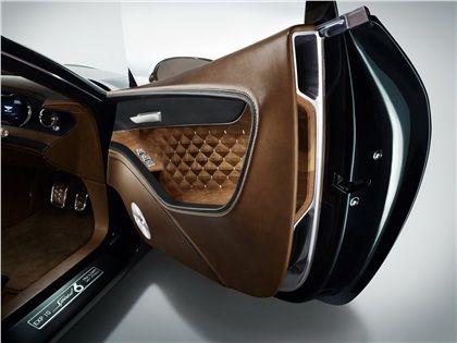 Bentley EXP 10 Speed 6 Concept, 2015 - Door panel