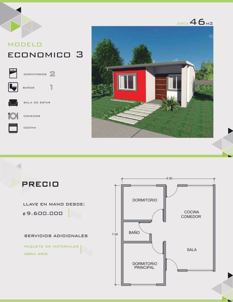 Linea econ mica casas prefabricadas costa rica empresa constructora planos - Planos de casas prefabricadas economicas ...