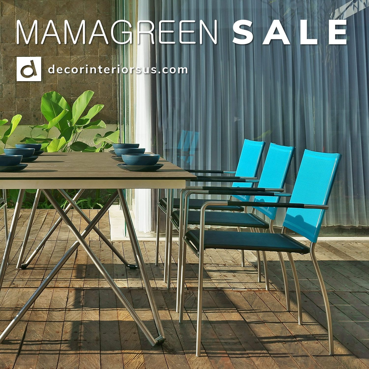 Save 15 On Mamagreen Modern Outdoor Furniture