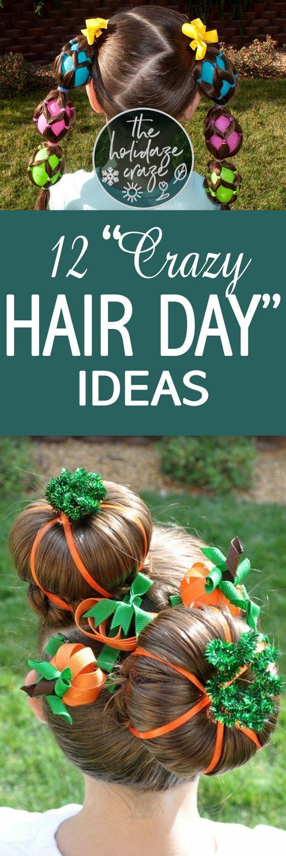 "12 ""Crazy Hair Day"" Ideas| Crazy Hair Day, Crazy Hair Day Ideas, Crazy Hair for Kids, Holiday Stuff for Kids, Kid Stuff #CrazyHair #CrazyHairIdeas #KidStuff #crazyhairday 12 ""Crazy Hair Day"" Ideas| Crazy Hair Day, Crazy Hair Day Ideas, Crazy Hair for Kids, Holiday Stuff for Kids, Kid Stuff #CrazyHair #CrazyHairIdeas #KidStuff #kidsmessyhats 12 ""Crazy Hair Day"" Ideas| Crazy Hair Day, Crazy Hair Day Ideas, Crazy Hair for Kids, Holiday Stuff for Kids, Kid Stuff #CrazyHair #CrazyHairIdea #crazyhairday"