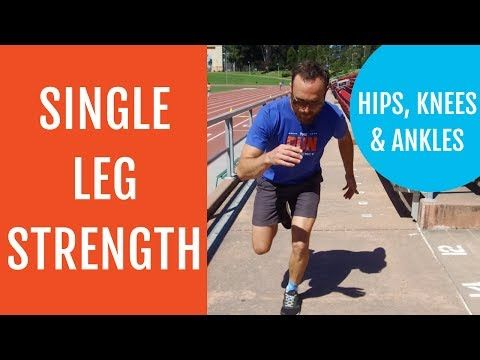 3 best single leg hip knee and ankle exercises for runners