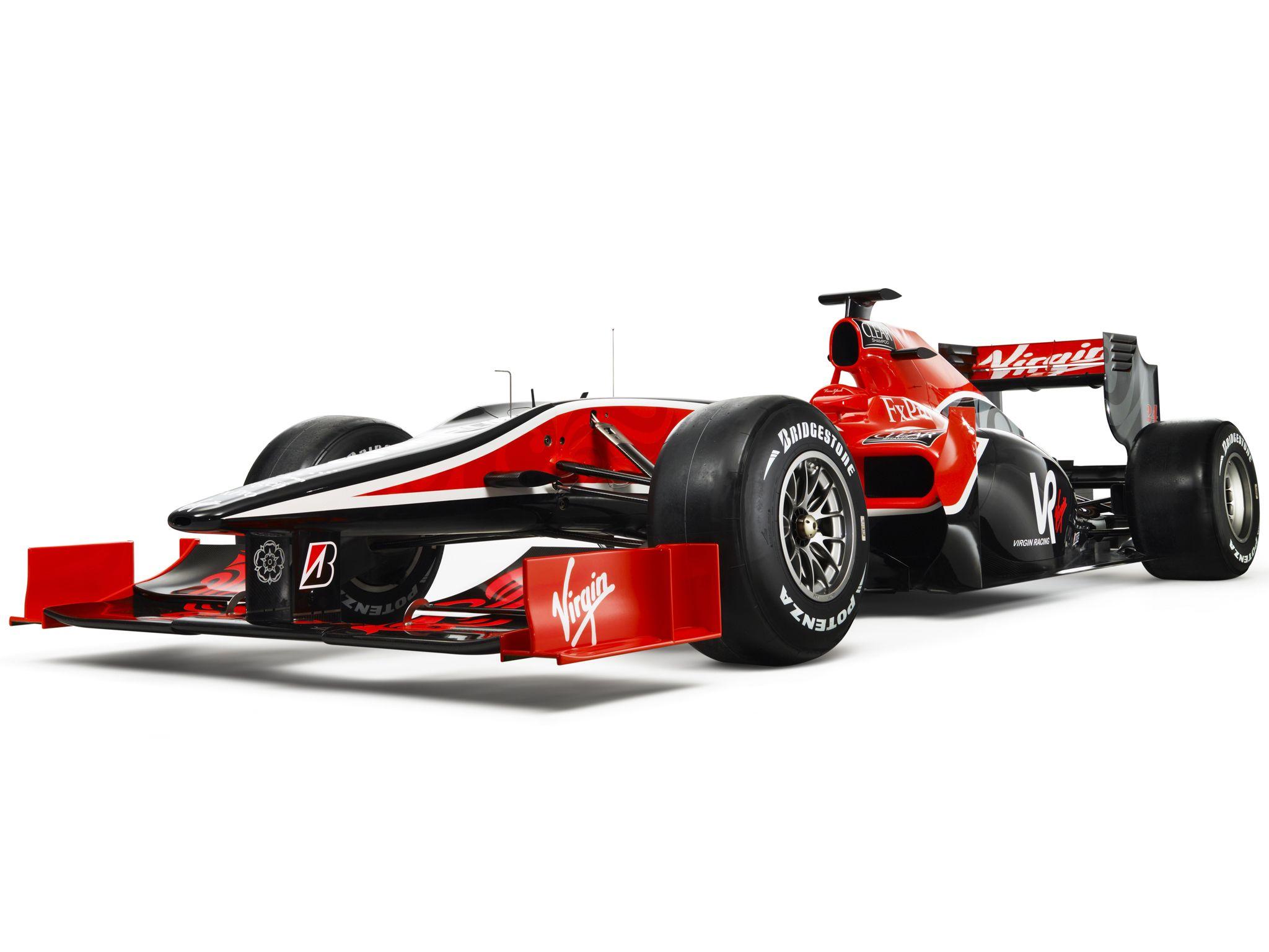 Virgin Racing Zoom Background 5