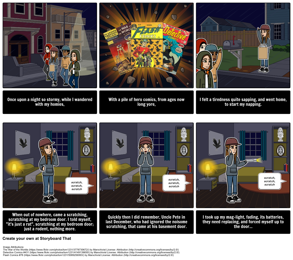 Here Is A Modern Day Adaptation Of The Raven Find More Information About Modern Adaptions Here Https Ww Literary Analysis Lesson Plans Digital Storytelling