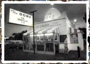 This Is The Original Location For The Dome East Michigan Ave Out