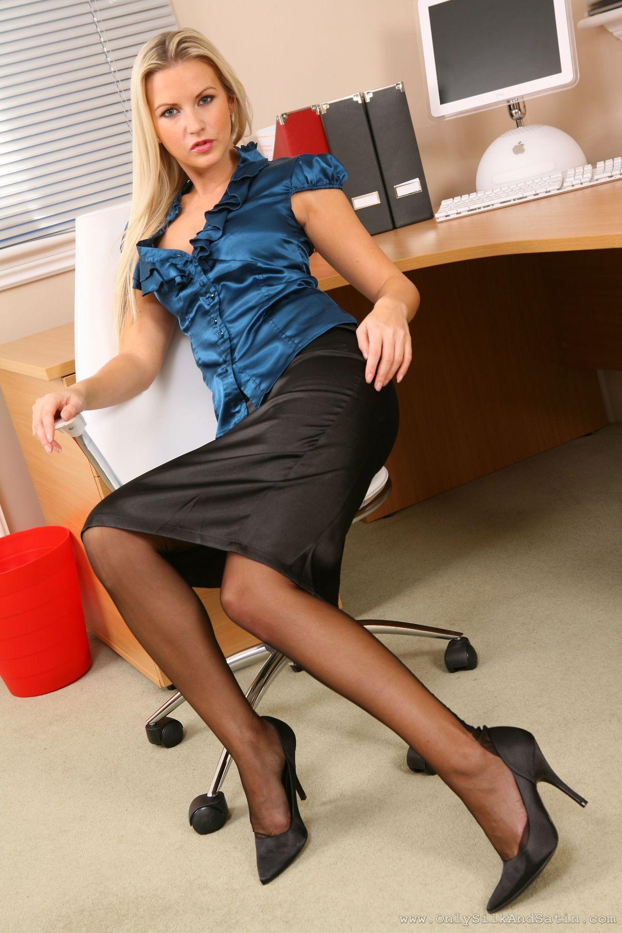 Sekretärin sex video