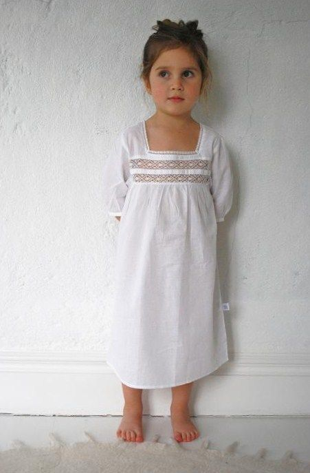 57f36fcf38 Little girl nightie