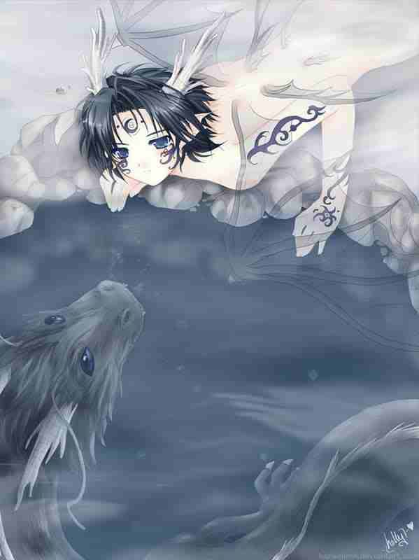 Anime Dragon Boy : anime, dragon, Dragon, Photo, LingDraconis, Photobucket, Anime,, Fantasy
