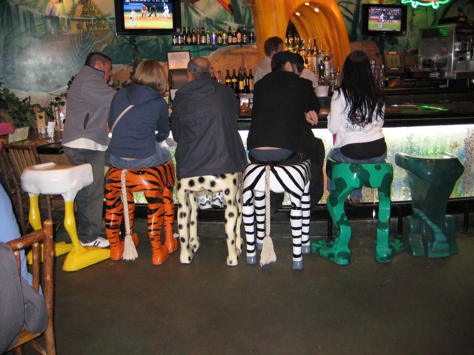 bar stools with animal legs 100 images rainforest dining animal