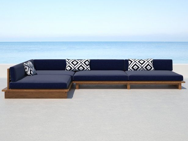 Maldives L Sectional 3d Model By Design Connected Sectional Outdoor Sectional Sofa Corner Sofa