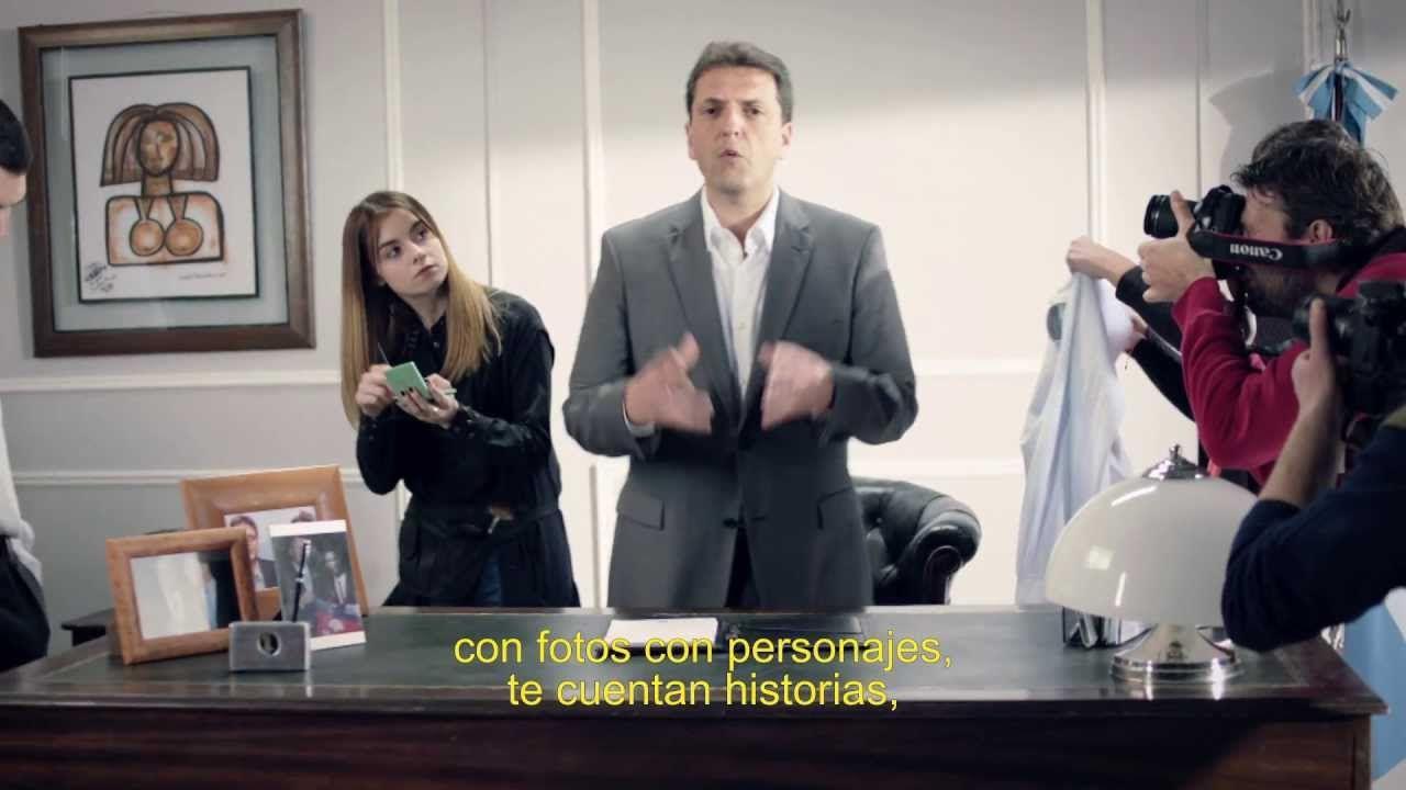 Spot de Sergio Massa: Propuestas económicas #ReformaTributariaMassa