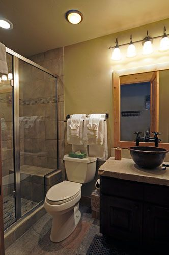 Guest Bath Decorative Towels Above Toilet Add Shelf Put Hooks On Other Wall For Usable