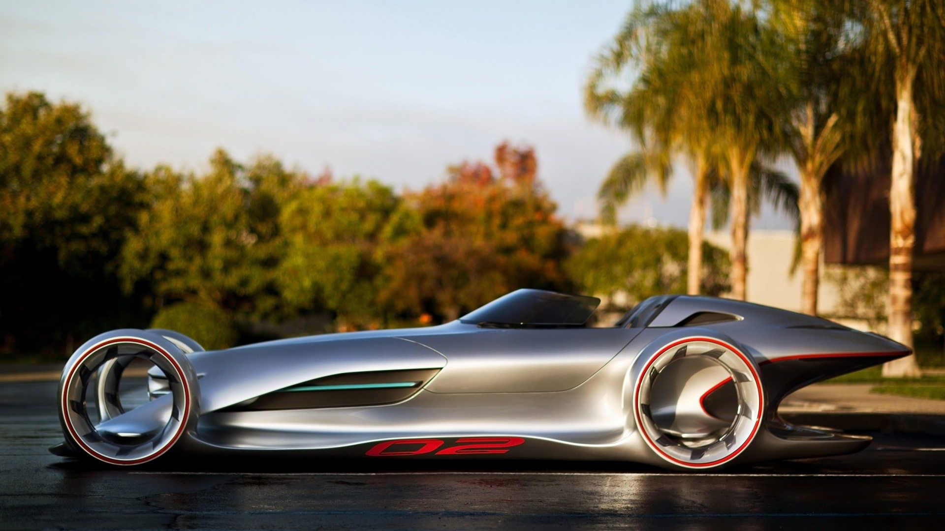 Mercedes Benz Silver Arrow Concept Most Expensive Car 1920 1080 Wallpaper Concept Cars Futuristic Cars Expensive Cars