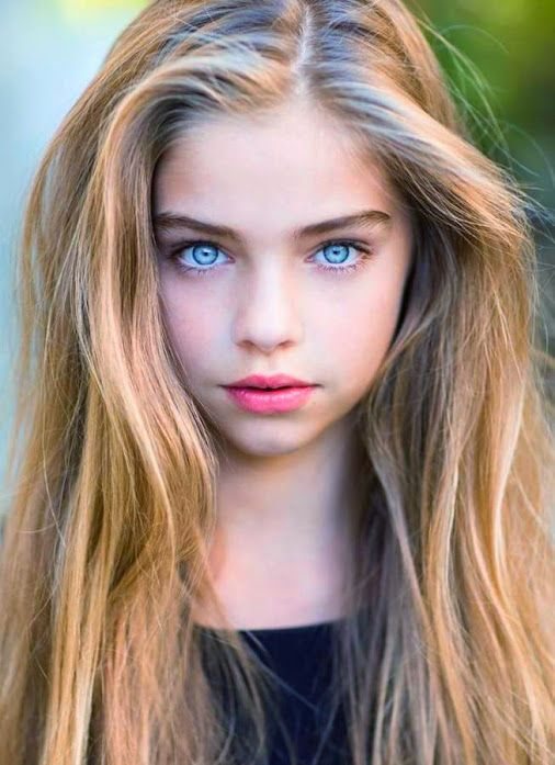 Beautiful Teen Girl: Cute Kids