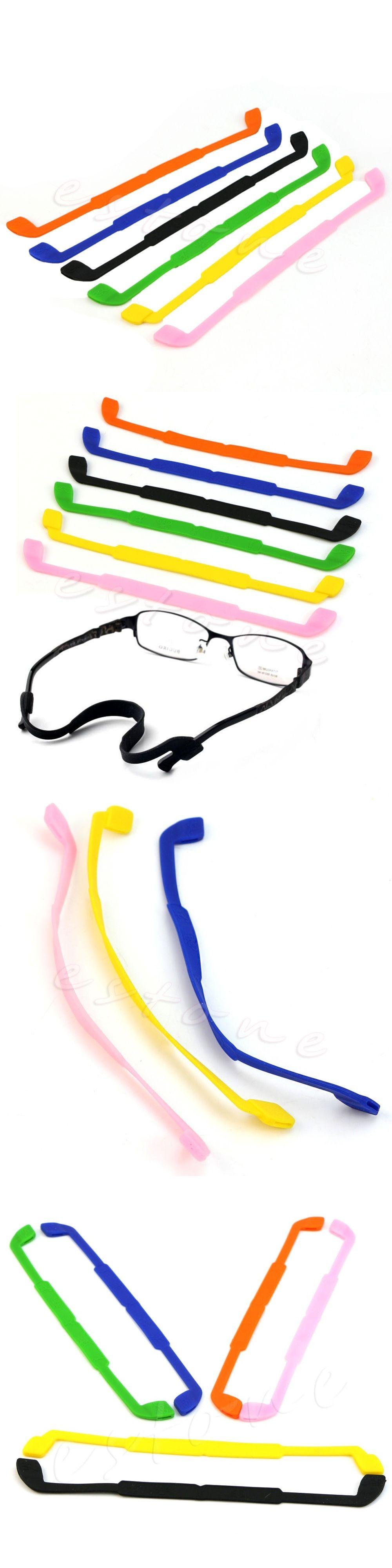 c30828f3ec58 Silicone Eyeglasses Glasses Sunglasses Strap Sports Band Cord Holder For  Kids
