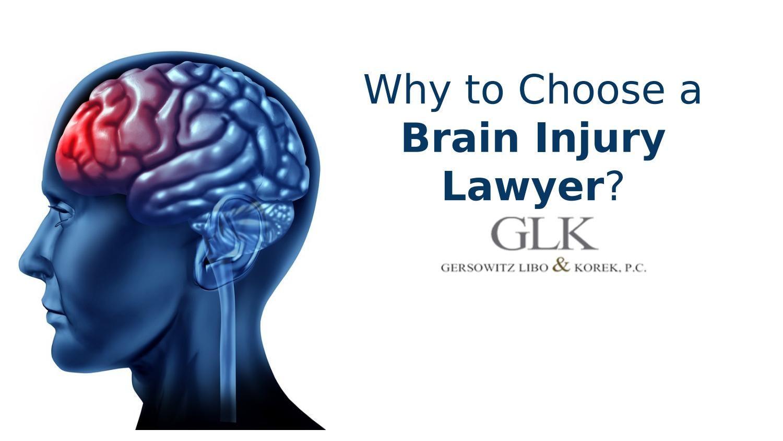 Why to Choose a Brain Injury Lawyer? | Brain injury
