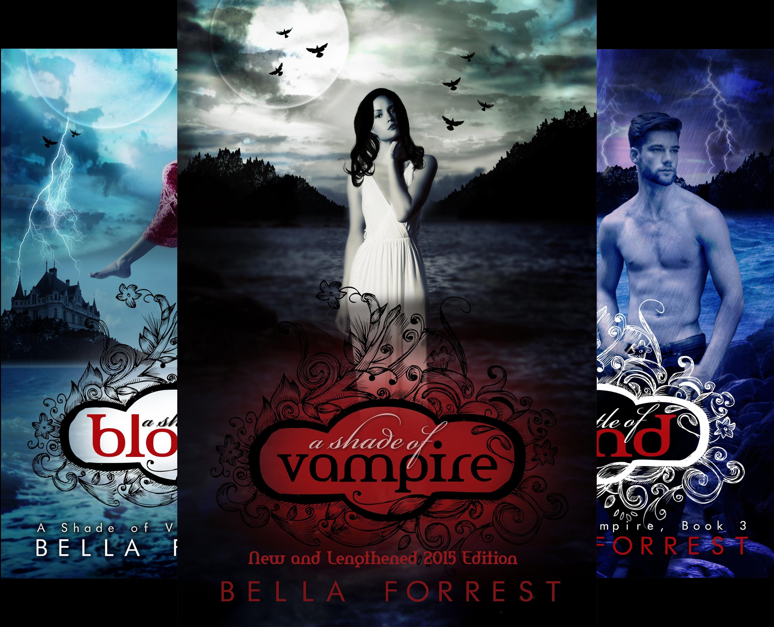 Mobilism ~ Download epub: a shade of vampire 18 book series free book epub