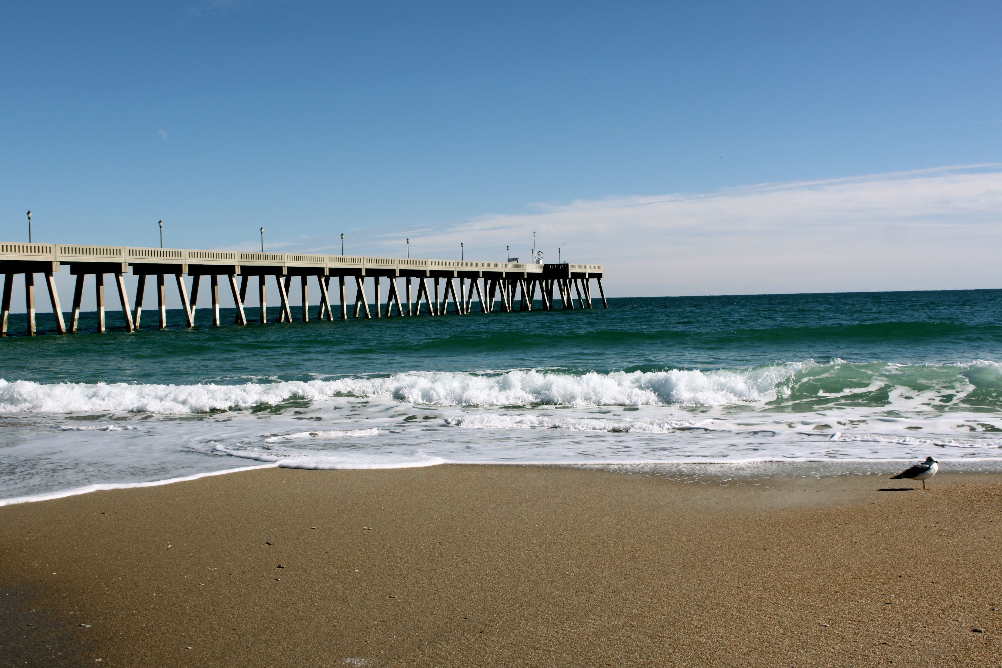Wrightsville Beach, North Carolina - spent many days at this beach while in lst grade