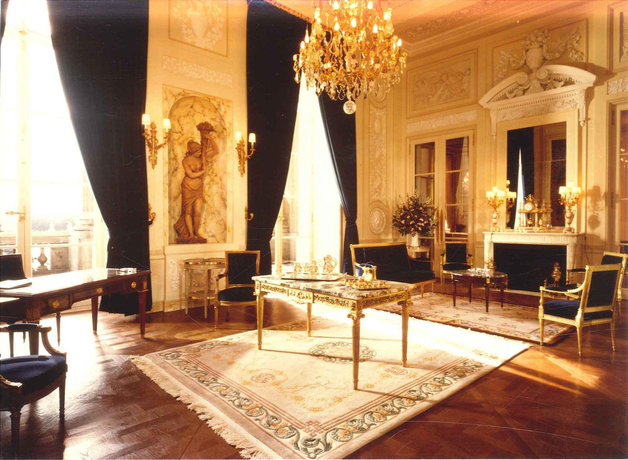 Hotel Gabriel Paris Inside Pariss Most Elite Hotel The Newly Renovated Hatel De