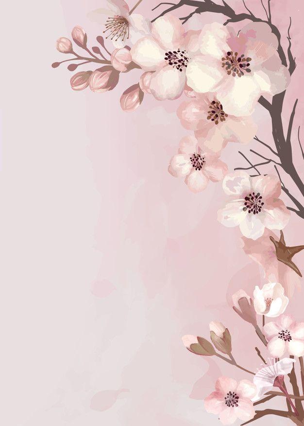 Download Sakura Greeting Card for free