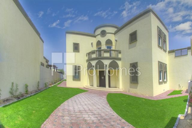 Jumeirah Park Regional Aed 7 850 000 Size Built Up Area 4 689 Square Feet Plot Area 8 611 Square Feet Bedrooms 5 Bedrooms En Large Open Kitchens